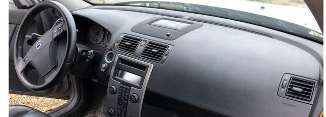 Deska rozdzielcza volvo v50 kokpit navigacja kierownica
