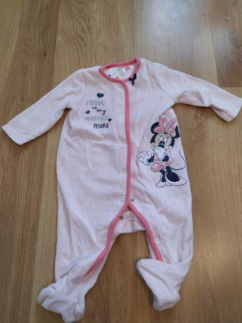 Piżamka pajacyk Disney r. 62-68