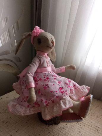 """Текстильная игрушка """"Кроля"""""""