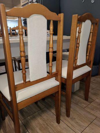 Okazja. Krzesła 6 sztuk pięknych po renowacji