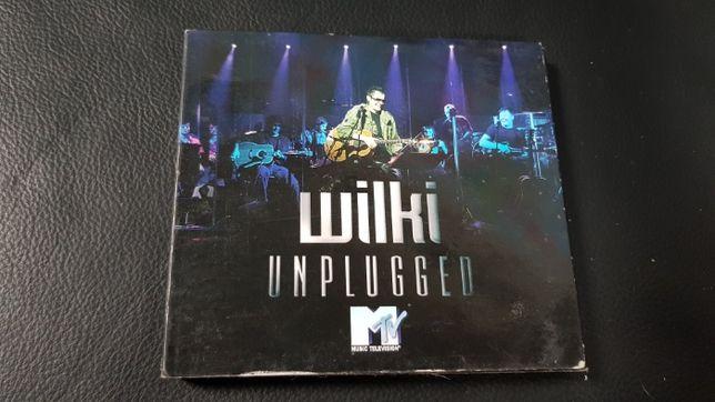 2CD Wilki MTV Unplugged CD+DVD Gawliński