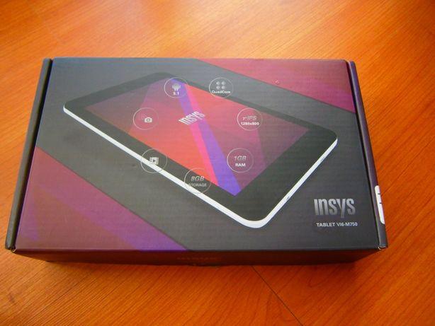 Tablet Insys, vidro partido