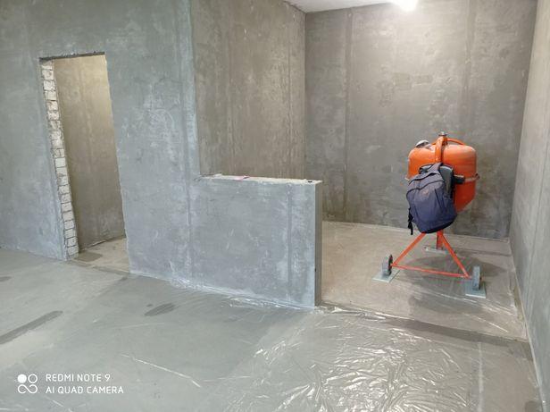 Внутренняя отделка помещений , Ремонт квартир , ремонт под ключ