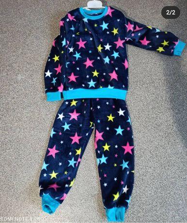 Новые махровые детские пижамы