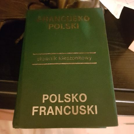 Słownik polsko francuski