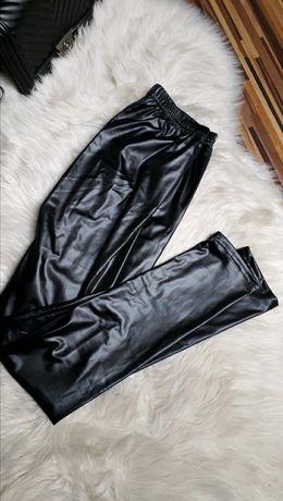 Spodnie Eco skóra