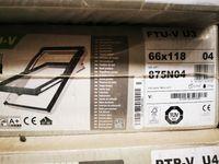 Wyprzedaż! Okno dachowe FAKRO FTU-V U3 66x118 (białe) - ostatnia sztuk