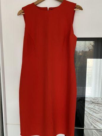 Sukienka Tuba czerwona Reserved rozmiar 42