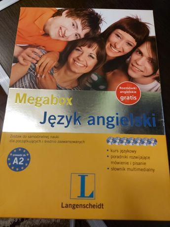Megabox Język angielski z Langenscheidt