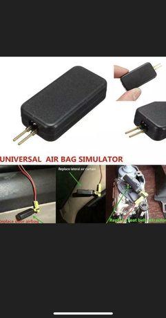 Simulador / emulador Resistencia SRS diagnostico Airbag