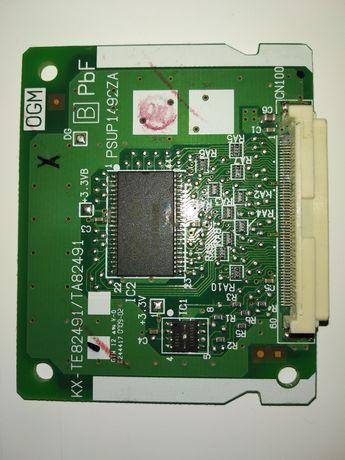 KX-TE82491X для KX-TEM824/TES824/TEB308. DISA/OGM Card