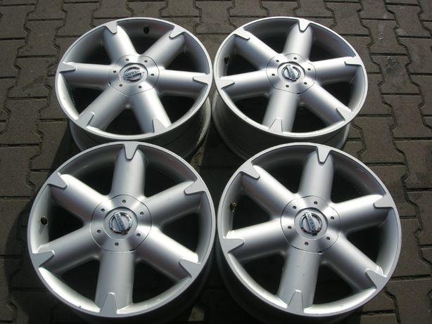 Felgi aluminiowe Nissan Murano oryginał 18 cali