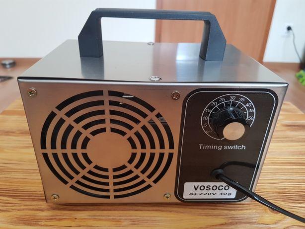 Ozonator 40g/h | Dostępny od ręki| Generator Ozonu z TIMEREM