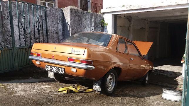 Vauxhall Viva Coupe