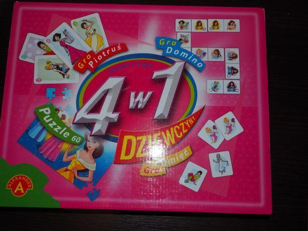 Alexander 4w1 Dziewczyny gra rodzinna