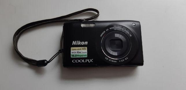 Máquina Fotográfica Nikon Coolpix 16 Megapixels