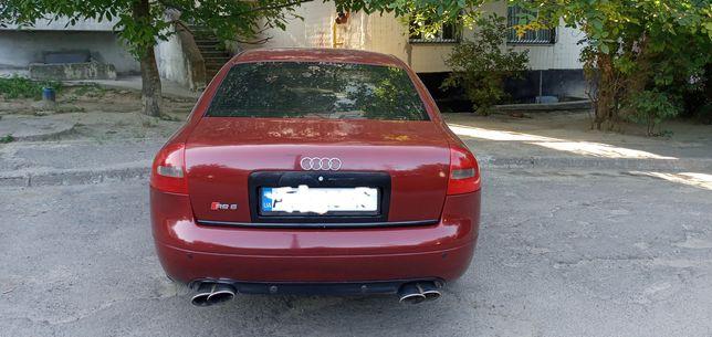 Audi a6c5 quattro