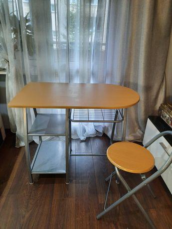 Stolik + krzesło