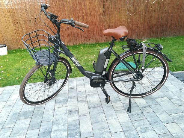 Rower elektryczny Ecoride sense EXT, idealny
