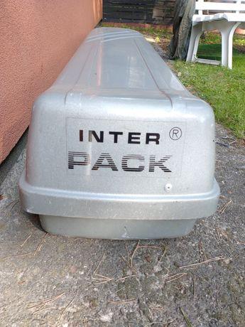 Box dachowy inter pack 300.