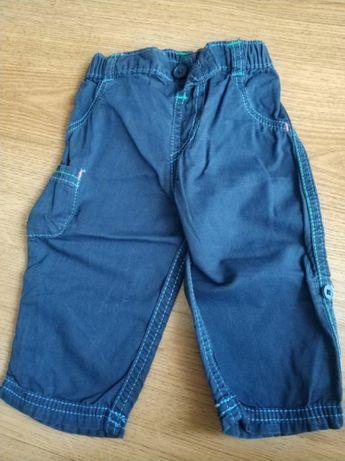 Spodnie chłopięce roz.62