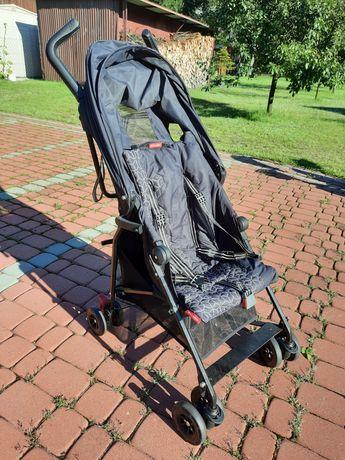 Wózek spacerowy MACLAREN MARK II recline z folią przeciwdeszczową