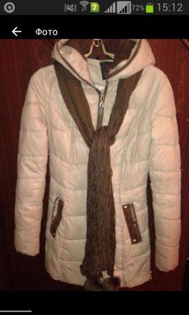 Продам пуховик зимняя куртка