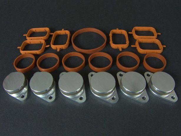 BMW Заглушки вихревых заслонок коллектора  БМВ 22мм, 32мм,