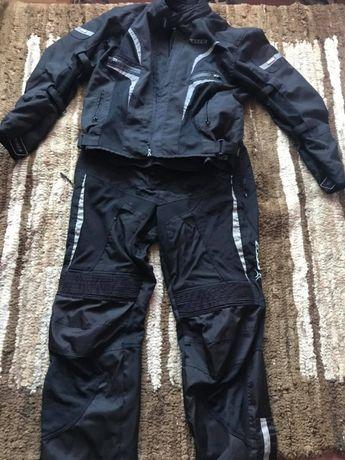 Strój motocyklowy SECA kurtka + spodnie