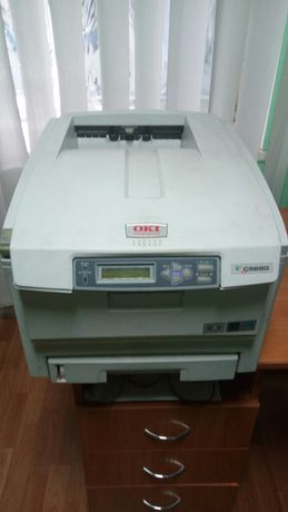 Принтер OKI C5650