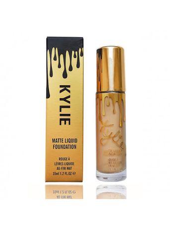 Тональный крем Kylie Matte Liquid Foundation №3.