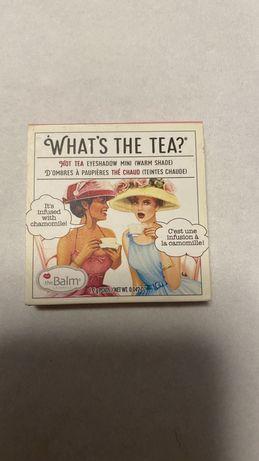 Тени thеBalm What's the tea миниатюра