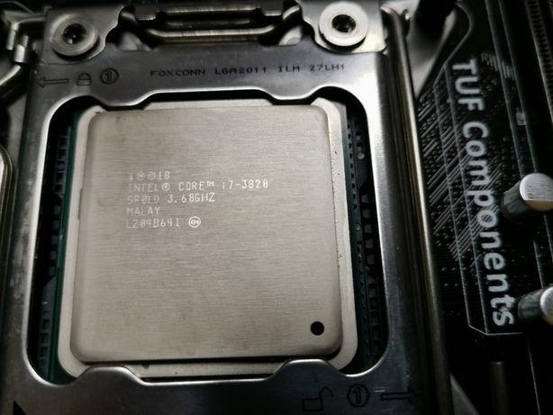 Intel Core i7-3820 Quad-Core 8 Threads 3.8GHz LGA 2011