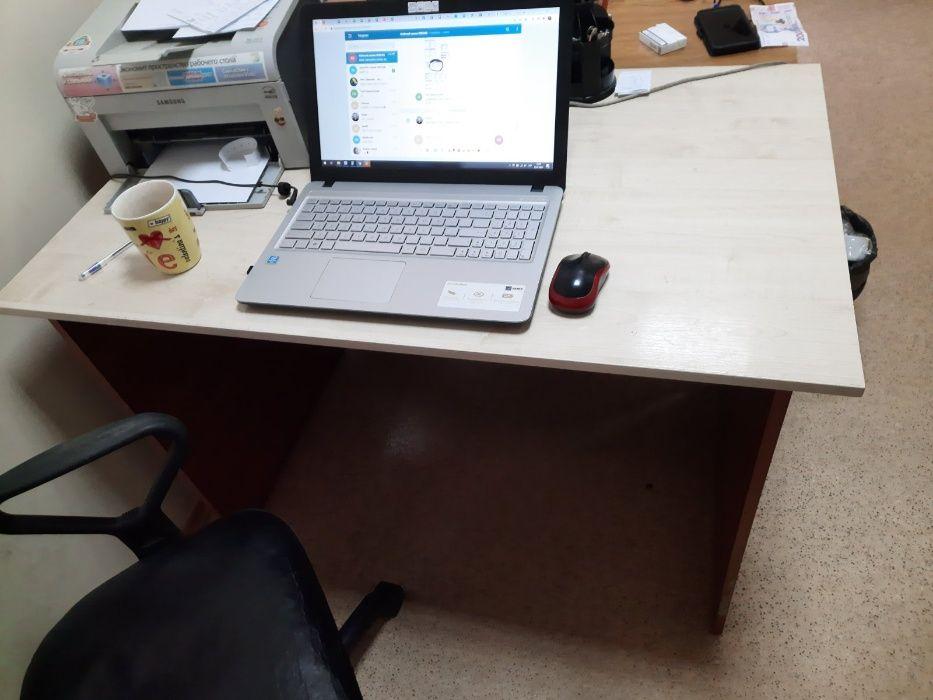 Стол письменный для офиса Каменское - изображение 1