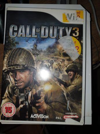 Call of duty 3 - gra Nintendo Wii