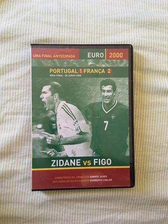 DVD Portugal-França Euro 2000
