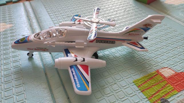 Літак що може їздити