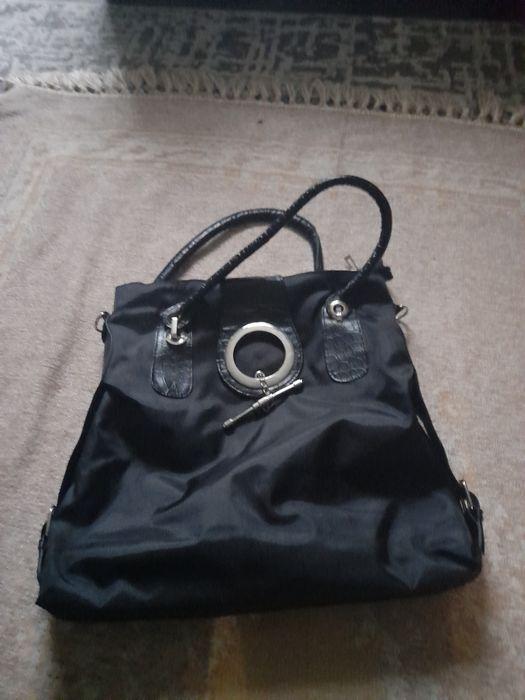 Жіноча чорна сумка Староконстантинов - изображение 1