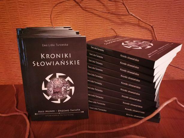 """Mitologia słowiańska fabularyzowana. """"Kroniki słowiańskie"""""""