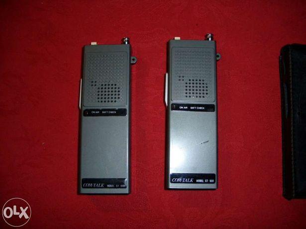 Walkie talkie's ComTalk CT-998 (portes grátis)