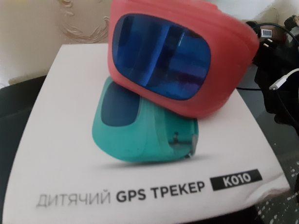 Детские смарт часы ergo k010 GPS трекер