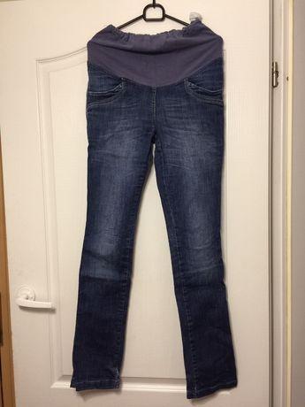 spodnie ciążowe eleganckie, jeans, rybaczki