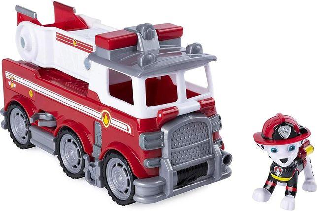 Щенячий Патруль Маршал на пожарной машине Paw Patrol Ultimate Rescue,