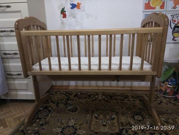 Люлька кроватка Mothercare