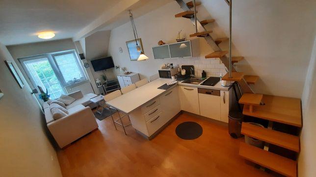 Wrzesień Krynica Morska Mierzeja 2-poziomowy Apartament 150 mod morza
