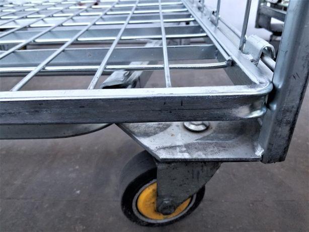 Wózek Transportowy Gniazdowy 80x67x175cm - 2 ŚCIANY-TANIO!!