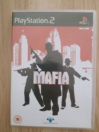 MAFIA gra na konsolę PS2