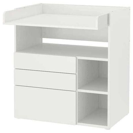 Trocador, Cómoda Muda-Fraldas IKEA SMASTAD