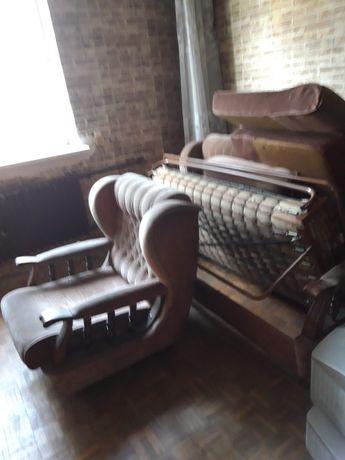 Kanapa i fotel za darmo