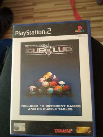 Gra playstation 2 International Cue Club